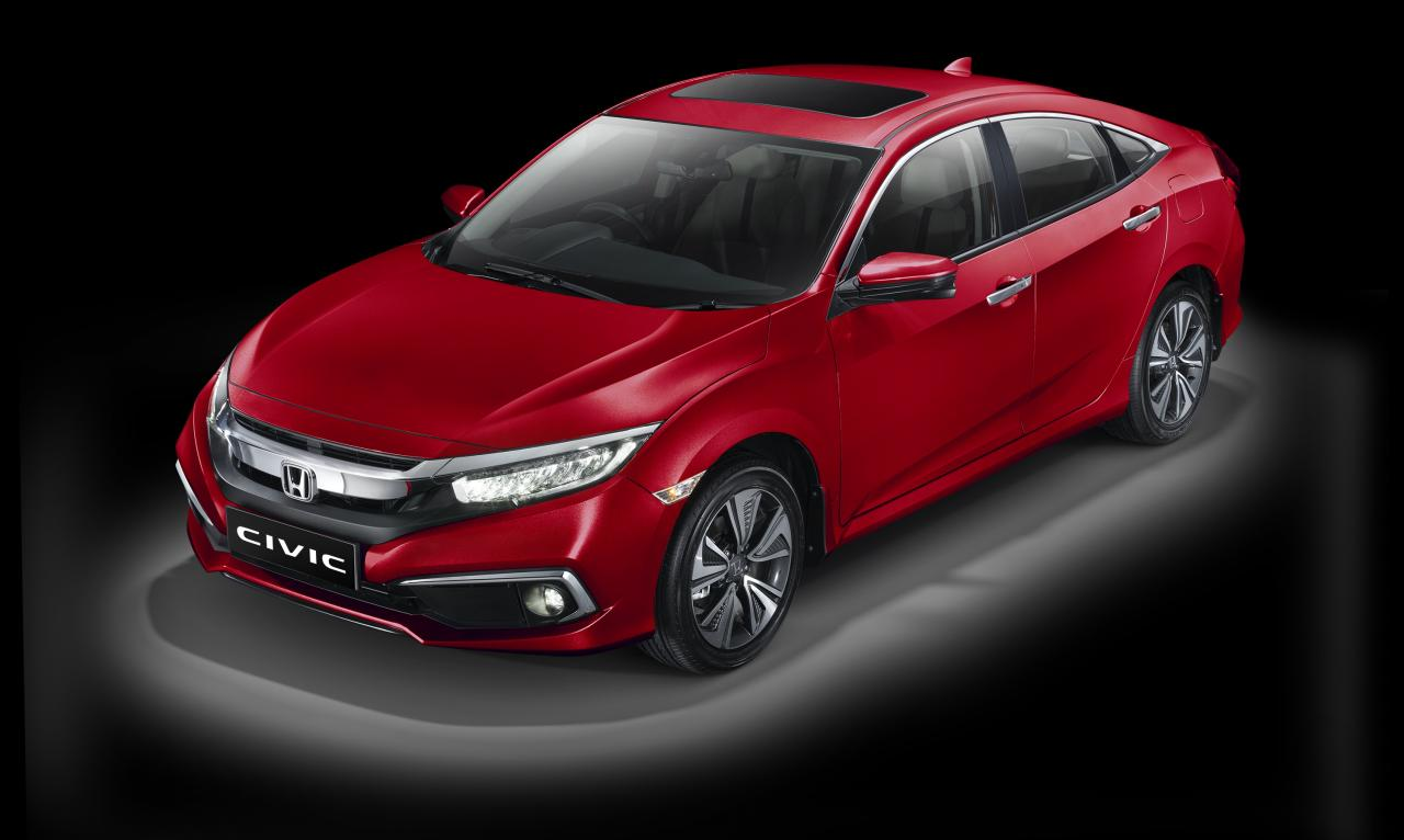 New 10th Generation Honda Civic bookings now open – pay just