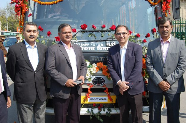 tata-9m-ultra-electric-bus-supply-of-40-electric-buses-to-lucknow-city-transport
