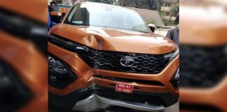 tata-harrier-first-accident-crash-mishap-reported-india