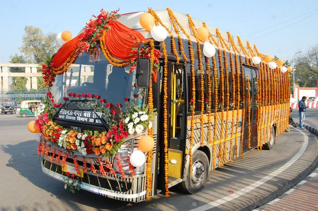 tata-motors-begins-supply-40-electric-buses-lucknow
