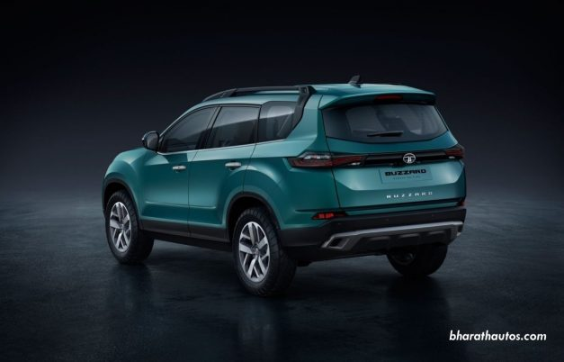 tata-buzzard-sport-geneva-edition-7-seater-harrier-suv-rear-back-india-pictures-photos-images-snaps-gallery