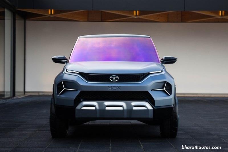 Tata H2x Micro Suv Concept Unveiled 2019 Geneva Motor Show