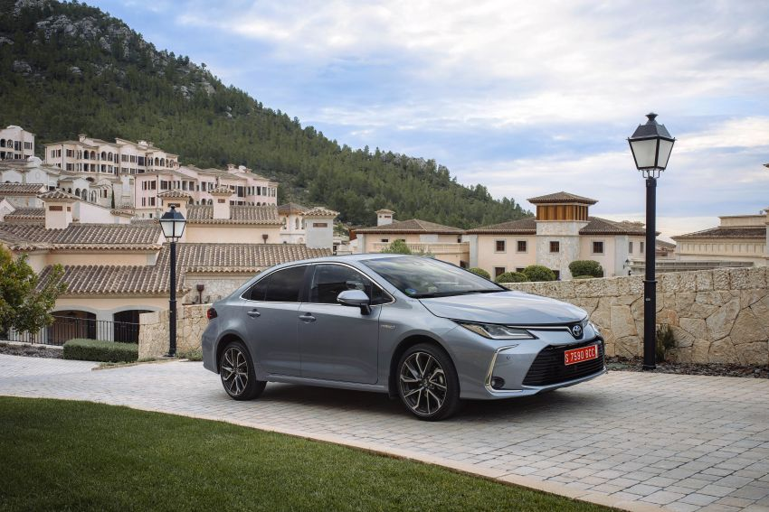 2020 Toyota Corolla Getting Cancelled For Indian Market Says Report