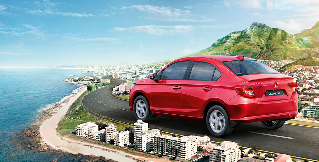 Advanced Diesel Anchorage >> Honda Cars India introduces new VX CVT grade in Honda Amaze