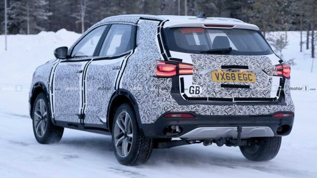 mg-x-motion-compact-suv-rear-back-spied-india-pictures-photos-images-snaps-gallery