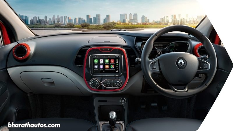 2019 Renault Captur enhanced with safety features and host