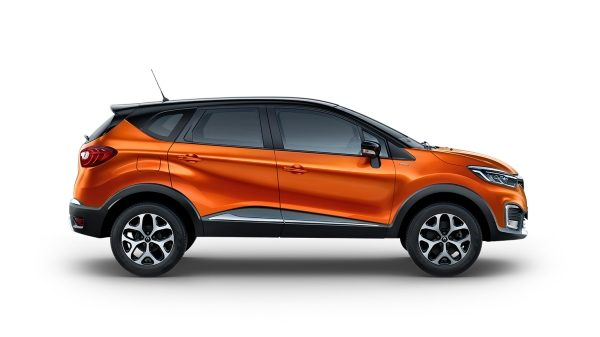 2019 Renault Captur enhanced with safety features and host of other