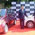 mahindra-uber-hyderabad-electric-vehicles