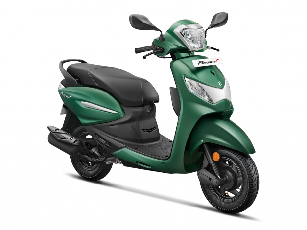 2019-hero-motocorp-pleasure-110-scooter-green-india-pictures-photos-images-snaps-gallery
