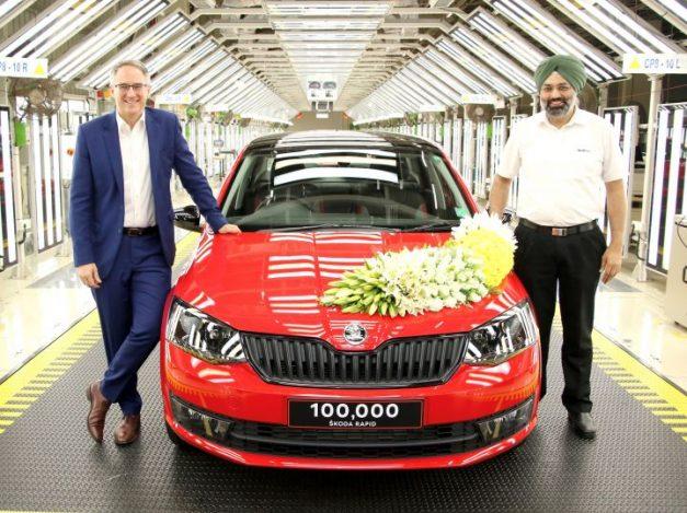 skoda-autos-india-plant-celebrates-100000-rapid-rollsout