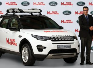 modified-land-rover-discovery-sport-rapid-response-ngo-india