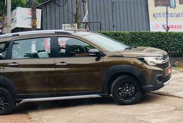 maruti-xl6-metallic-brown-bronze-india-side-pictures-photos-images-snaps-gallery