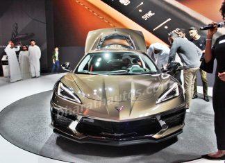 2020-chevrolet-corvette-stingray-front-fascia-dubai-motor-show-pictures-photos-images-snaps-gallery
