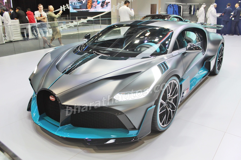 bugatti-divo-front-left-hand-side-2019-dubai-motor-show-pictures-photos-images-snaps-gallery