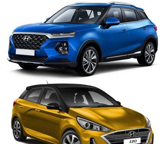 hyundai-india-launch-4-new-cars-next-4-months-2020