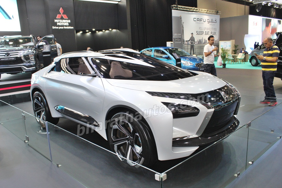 mitsubishi-e-evolution-concept-prototype-car-front-side-2019-dubai-motor-show-pictures-photos-images-snaps-gallery