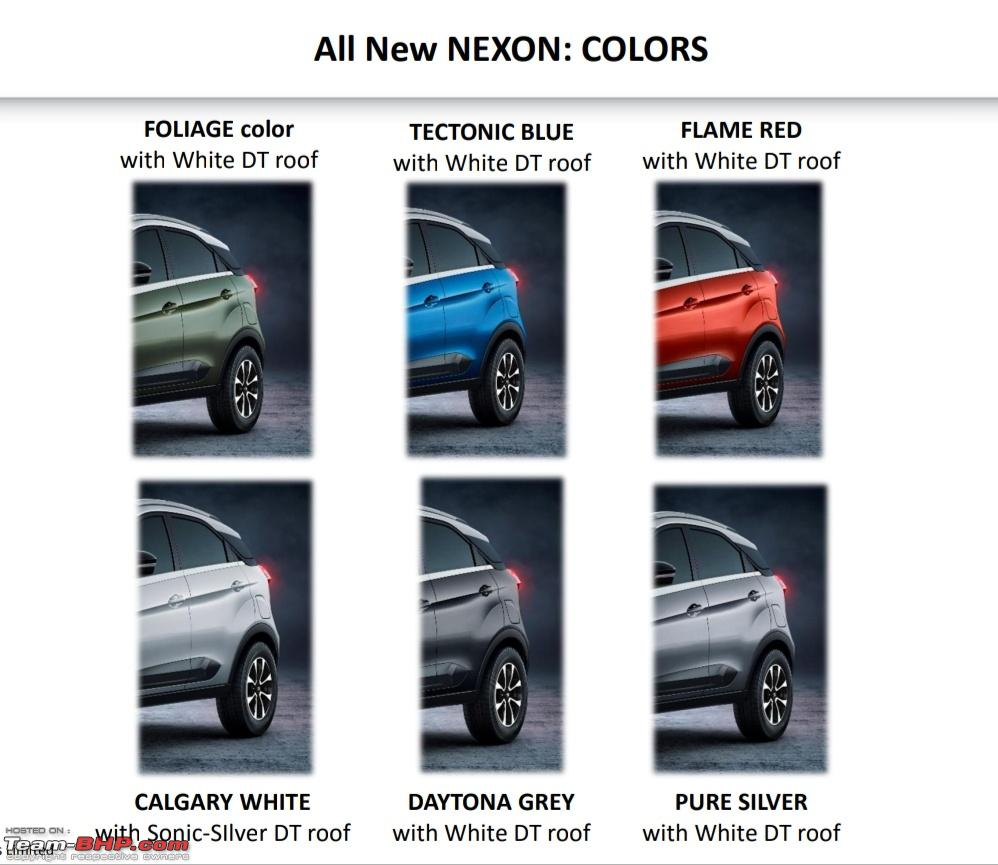2020-tata-nexon-facelift-bs6-color-option-brochure-specs-variants-colors-prices