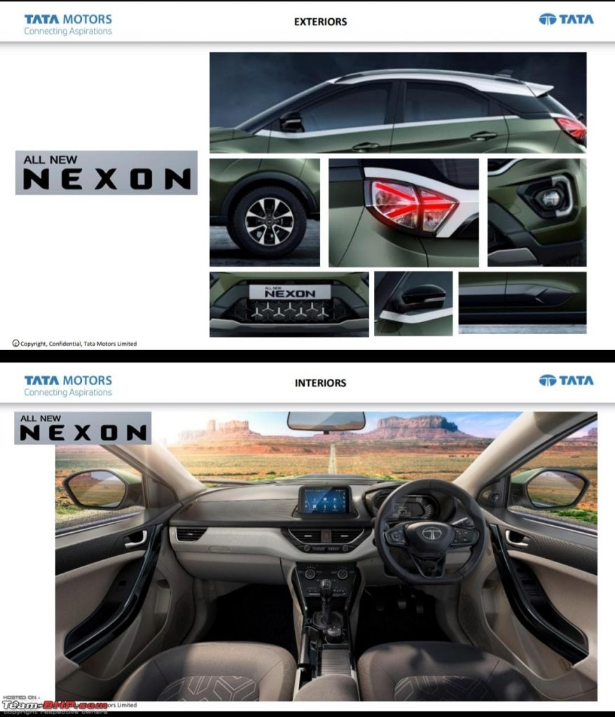 2020-tata-nexon-facelift-bs6-interior-exterior-brochure-specs-variants-colors-prices