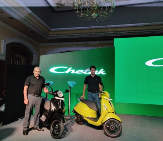 bajaj-chetak-ev-electric-scooter-india-launched-details-price